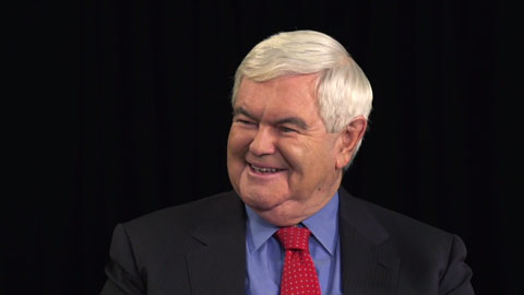 Newt Gingrich on Conversations with Bill Kristol