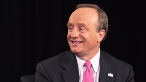 Democratic strategist Paul Begala talks to Bill Kristol.