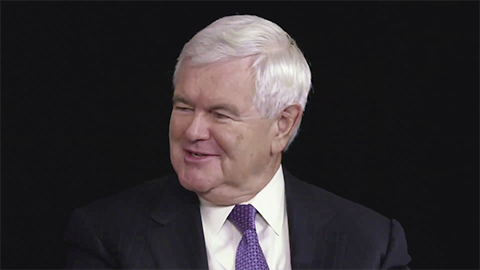 Gingrich and Kristol on America and the world