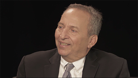 Larry Summers on government