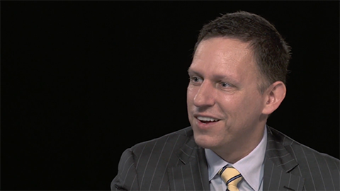 Peter Thiel on Conversations with Bill Kristol