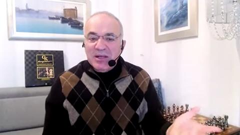 Garry Kasparov 2021